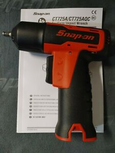 Snap on ct725a 1 4 Drive 14 4 volt microlithium Impact Wrench tool Only new