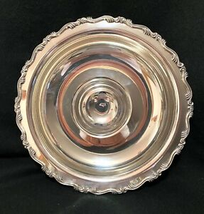 Vintage Silver Plated Tray Platter