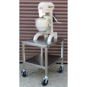 Hobart 10 Quart C100t Mixer Used Very Good Condition
