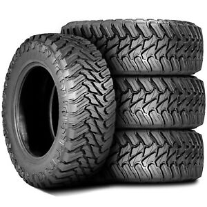 4 New Atturo Trail Blade M T Lt 33x12 50r22 109q E 10 Ply Mt Mud Tires