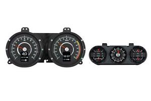 Dakota Digital Retrotech 67 Camaro Dash And Console Gauges Rtx 67c cac x