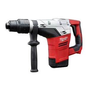Spline Rotary Hammer Drill Kit 1 9 16 In 10 5 Amp Electric Corded Power Tool New