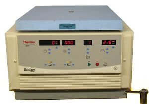 Thermo Electron Iec Centra Gp8 Centrifuge With 216 Rotor And Buckets 7762 w