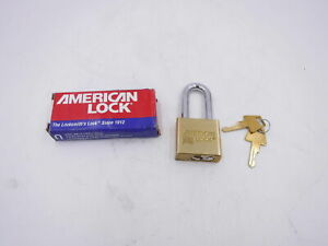 American Lock 2 Shackle Clearance Keyed Alike A5571ka Padlock