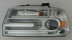 2007 2014 Lincoln Navigator Driver Left Lh Side Xenon Hid Headlight Headlamp Oem