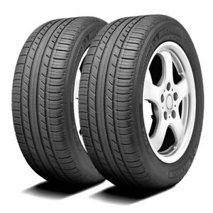2 New Michelin Premier A S 235 55r17 99h As All Season Tires