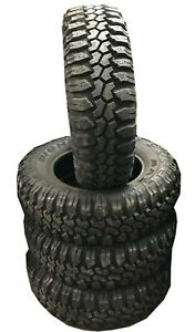 6 New Tires 235 85 16 Maxxis Bighorn Mt 762 Mud 10 Ply Owl Lt235 85r16 Dually
