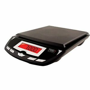 My Weigh 7001 15 Lb Postal Shipping Mail Postage Scale w Accessories