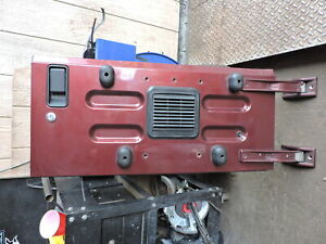 1997 2003 Jeep Wrangler Tj Oem Red Tailgate Ch1900124