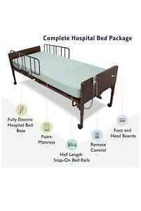 Hospital Bed fully Electric