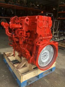 2005 Cummins Isx 435 St Cpl 8520 Diesel Engine 435 Hp