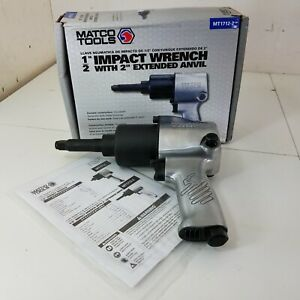 Matco Tools 1 2 Impact Wrench With 2 Extended Anvil New Open Box Mt1712 2