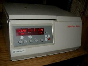 Fisher Scientific Marathon 26kmr Centrifuge 17 000 Rpm Hermle 24p Rotor