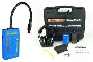 Accutrak Vpe gn Pro plus Ultrasonic Leak Detector Professional Plus Kit