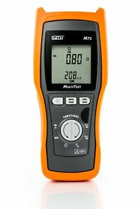 Ht Instruments M73 Rcds Tester Global Earth Resistance Meter Trms Dmm