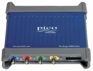 Pico 3403d Mso Picoscope Pc Oscilloscope Mso 4 16 Channels With Fg awg 50 Mhz