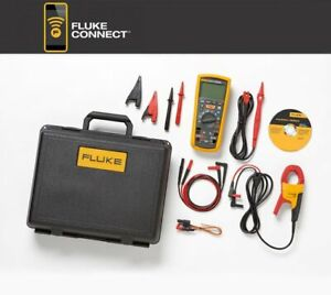 Fluke 1587 i400 Fc 2 in 1 Insulation Multimeter With Clamp With Fluke Connect