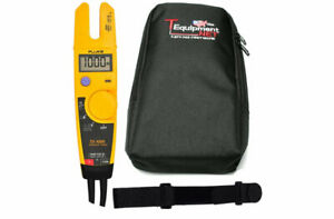 Fluke T5 1000 Pro Te Voltage And Current Tester With Soft Case And Magnetic Hang