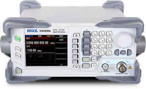 Rigol Dsg836a Rf Signal Source From 9 Khz To 3 6 Ghz With Iq Modulation