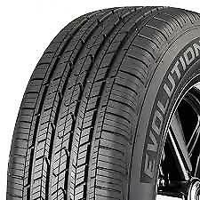 4 New 225 60r17 Inch Cooper Evolution Tour Tr Tires 225 60r17 60r17