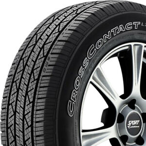 Continental Crosscontact Lx25 245 65r17 107t A s All Season Tire