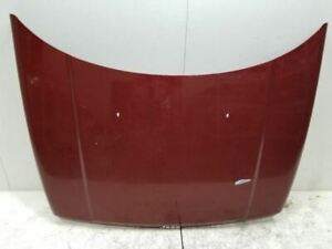 2006 2010 Jeep Commander Front Hood Shell 128542