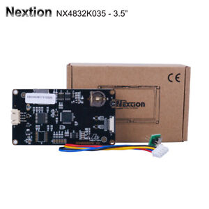 3 5 Nx4832k035 Nextion Enhanced Hmi Touch Screen Lcd Display Module With Case