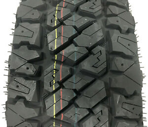 4 New Thunderer Ranger A tr Lt 245 70r17 Load E 10 Ply At All Terrain Tires