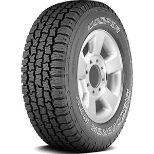 2 New Cooper Discoverer Rtx 235 75r15 105t A T All Terrain Tires