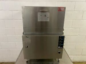 Ads Undercounter Low Temp Dish Washer Machine 120 Volt Tested