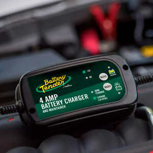 Battery Tender 4amp Smart Battery Charger And Maintainer