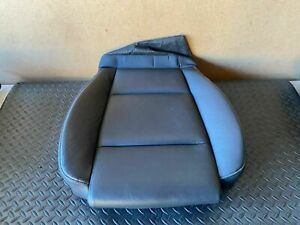 Cadillac Ats 2013 2016 Oem Front Right Passenger Seat Leather Lower Cushion 53k