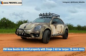Lift Kit For Vw New Beetle A5 2011 2019 Dune Bug Vw High Life Stage 3 Suspension
