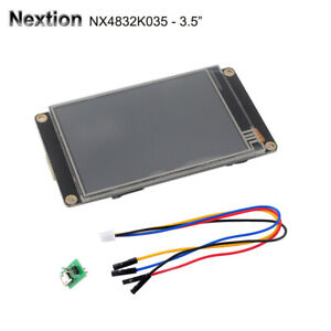 3 5 Nextion Enhanced Nx4832k035 Lcd Display Screen Touch Module Support Gpio