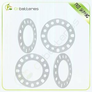 4pc 6mm Universal Wheel Spacers 8x6 5 8x165 1 8x170 For Ford Chevrolet Gmc Dodge