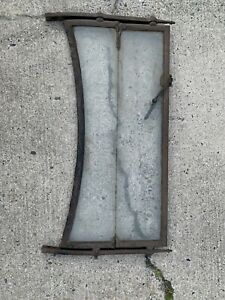 1926 1927 Model T Ford Windshield Frame Glass Supports Wipers Complete