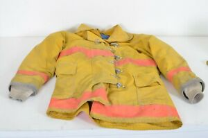 Veridian Limited Fire Fighter Turnout Jacket Bunker Gear Size Medium M