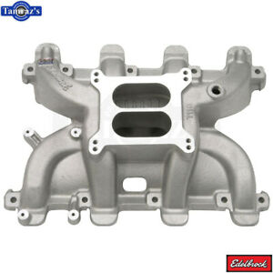 Performer Rpm Edelbrock Intake Manifold Only For Small Block Chevy Ls1