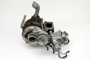Acura Rdx 2 3l Turbocharger Turbo Charger Assembly 18900 rwc a01 Oem 07 12 A878