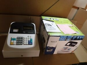Royal 435dx Electronic Cash Register With Manual No Key