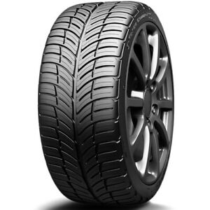 4 New Bfgoodrich G force Comp 2 A s 235 45zr17 97w Xl As High Performance Tires