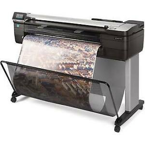 Hp T830mfp 36 Printer Plotter Wideimagesolutions Financing 2 Yr Warranty Copy