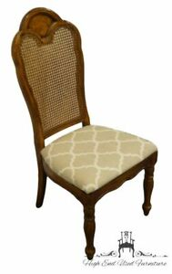 Thomasville Furniture Decorum Collection Cane Back Dining Side Chair 9161 861