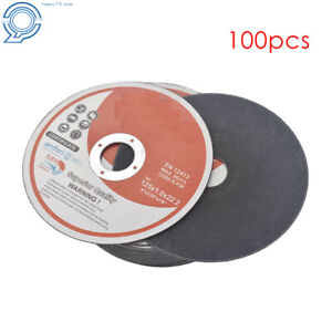 5 x0 040 x7 8 Cut off Wheel Metal Stainless Steel Cutting Discs 100 Pack