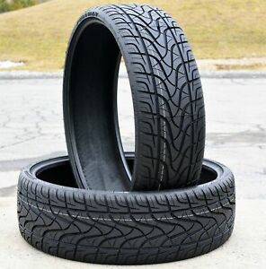 2 New Fullway Hs288 255 30r30 104v Xl As Performance A S Tires