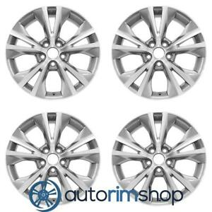 New 18 Replacement Wheels Rims For Toyota Highlander 2014 2019 Set Machined