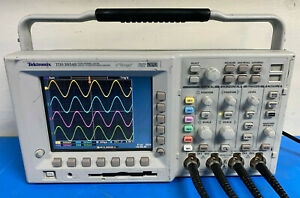 Tektronix Tds3054b 4ch Digital Phosphor Oscilloscope 500 Mhz 5gs s