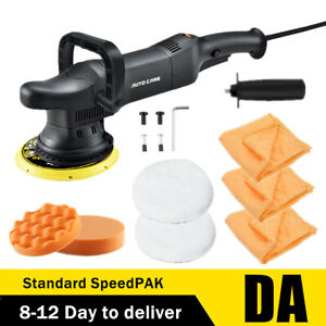 6 Dual Action Car Polisher Buffer Sander 700w Random Orbital Polishing Machine