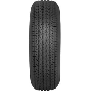 2 New Towmax Vanguard St 215 75r14 Load D 8 Ply Trailer Tires