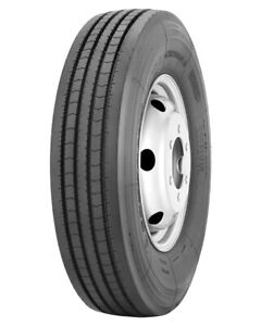 4 New Goodride Cr960a 225 70r19 5 Load 14 Ply Steer Commercial Tires